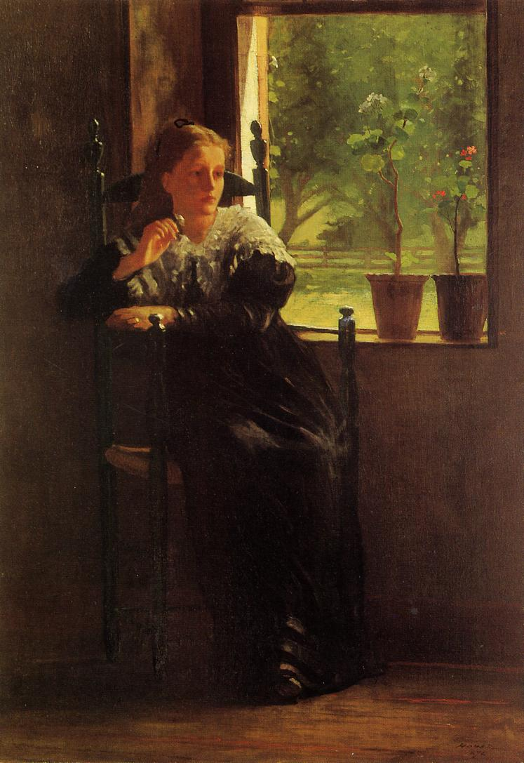 winslow-homer-at-the-window-1872